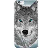 Wise Wolf Justin Beck Picture 2015089 iPhone Case/Skin