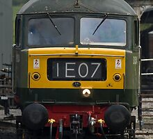 Embasy & Bolton Abby Steam Railway Class 47 by Andy Patten