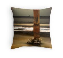 Old Salt Throw Pillow