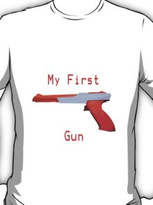 My First Gun T-Shirt
