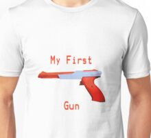 My First Gun Unisex T-Shirt