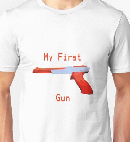 My First Gun Unisex T-Shirt
