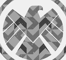 Geometric S.H.I.E.L.D. by alicejaimie