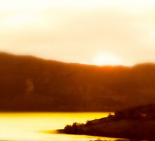Lake of gold by lochnesslife