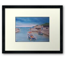 Ballintoy Harbour, Northern Ireland Framed Print