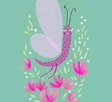 MRS BUTTERFLY by Jane Newland