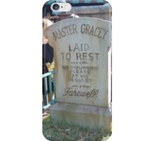 Haunted Mansion 2- Magic Kingdom iPhone Case/Skin