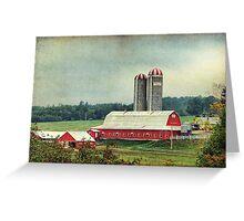 Shady Lane Farm, Truro, NS Greeting Card
