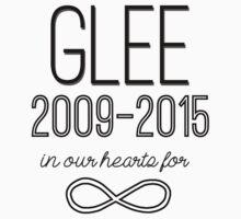 Glee Forever Kids Tee
