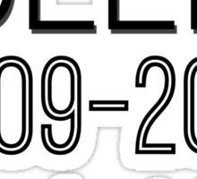 Glee Forever Sticker