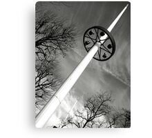 sKy sWoRd Canvas Print
