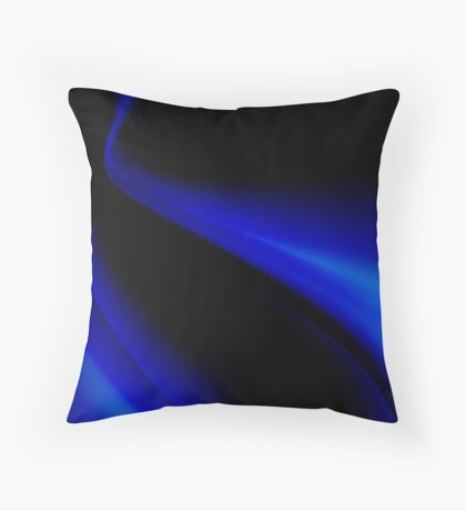Get out the blue! Throw Pillow
