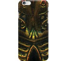 Antique Coin Study  iPhone Case/Skin