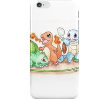 Pokemon Rock Paper Scissors  iPhone Case/Skin