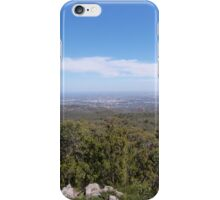 From Mt. Lofty to the Sea. Adelaide Hills. S. Aust.  iPhone Case/Skin
