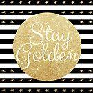 Stay Golden by RichCaspian