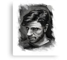 Self Portrait - 3/23/2015 Canvas Print