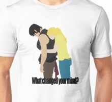 What changed your mind? Unisex T-Shirt