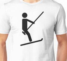 Ski lift Unisex T-Shirt