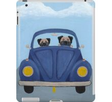 Pugs in a Bug iPad Case/Skin