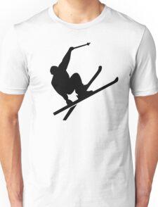 Freestyle skiing Unisex T-Shirt