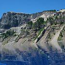Mountain Blue by Laddie Halupa