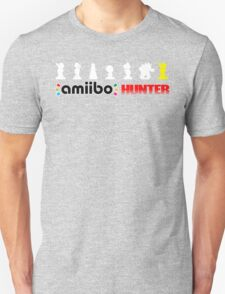 Amiibo Hunter - Super Mario Wave 1 T-Shirt