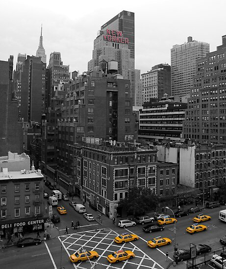 New Yorker by AJM Photography