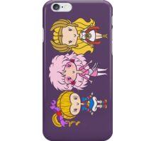 Lil' CutiEs - Eighties Ladies iPhone Case/Skin