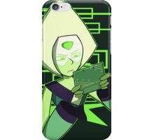 Gamer Dorito (Peridot) iPhone Case/Skin