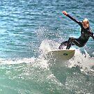 Surfer Boy by Deon de Waal