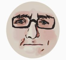 Official Ryan Dell Face by mihmnop