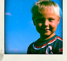 Polaroid by ShahnaChristine .