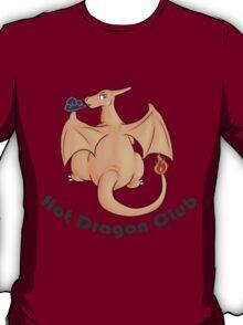 Hot Dragon Club- Charizard T-Shirt