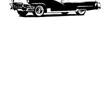 1956 Ford Fairlane Sunliner by garts