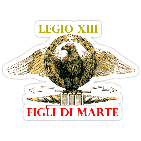 Legio XIII Sons of Mars by Flannel