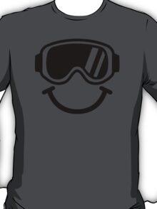 Ski smiley T-Shirt