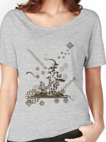 Natural Patterns Women's Relaxed Fit T-Shirt