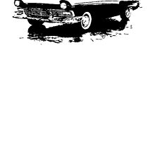 1957 Ford Fairlane Sunliner by garts