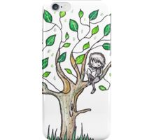 A Shady Spot to Read iPhone Case/Skin