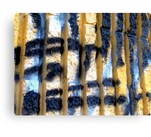 Patch of Blue Canvas Print