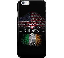 Riley - Irish-American Tree iPhone Case/Skin