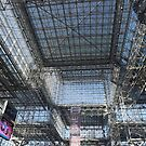 Javits Convention Center, I.M. Pei, Architect, New York City   by lenspiro