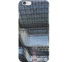 Javits Convention Center, I.M. Pei, Architect, New York City   iPhone Case/Skin