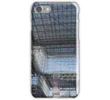 Javits Convention Center, I.M. Pei, Architect, New York City   iPhone Case/Skin
