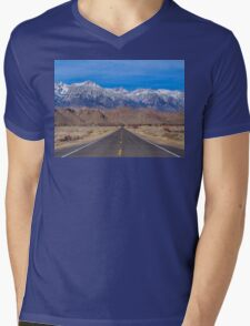 Up from the valley floor Mens V-Neck T-Shirt