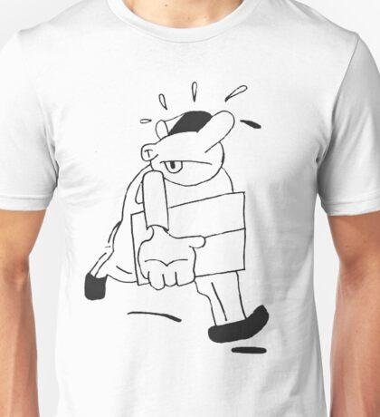 Hard Days Work Unisex T-Shirt