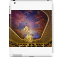 Be Our Guest Ballroom iPad Case/Skin