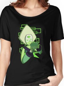 Gamer Dorito (Peridot) Women's Relaxed Fit T-Shirt