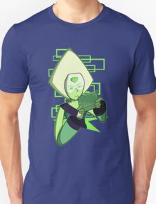 Gamer Dorito (Peridot) Unisex T-Shirt